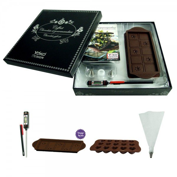coffret p tisserie chocolats et gourmandises yoko design. Black Bedroom Furniture Sets. Home Design Ideas