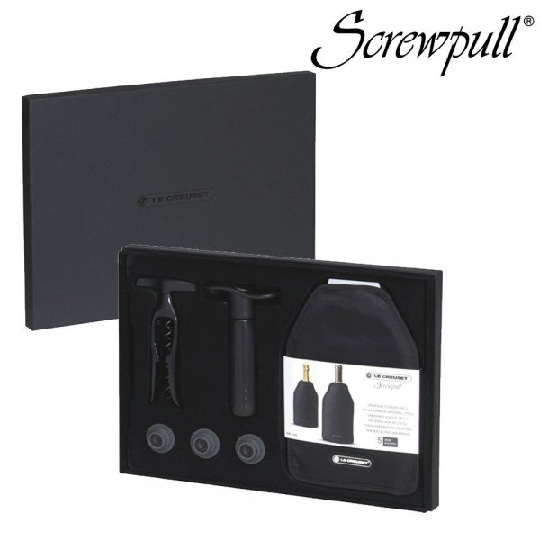 coffret tire bouchon gs137 rafraichisseur screwpull. Black Bedroom Furniture Sets. Home Design Ideas
