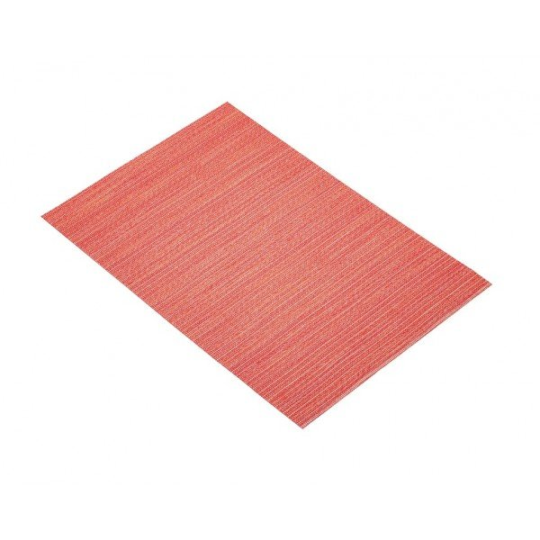 Set de table rouge 30x45cm - Set de table rouge ...