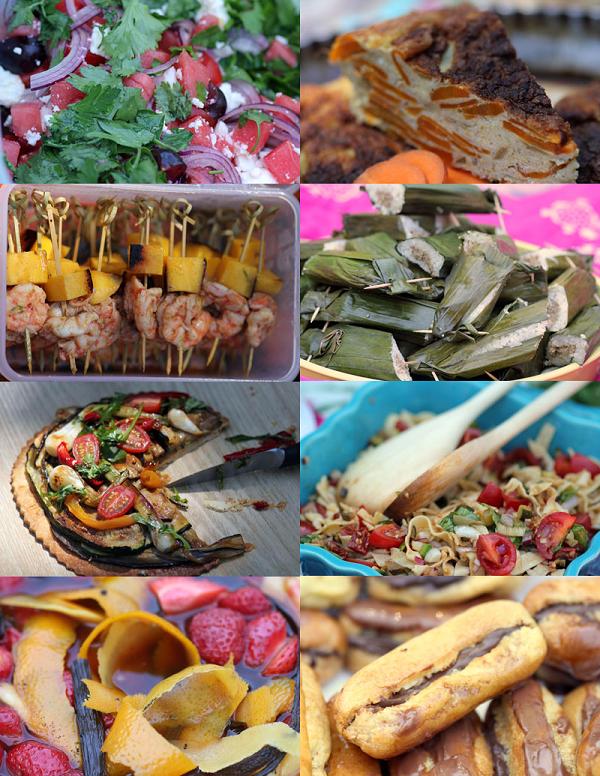Pique nique blogueurs culinaires