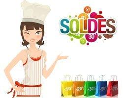 Soldes ustensiles cuisine blog de for Soldes ustensiles cuisine casseroles