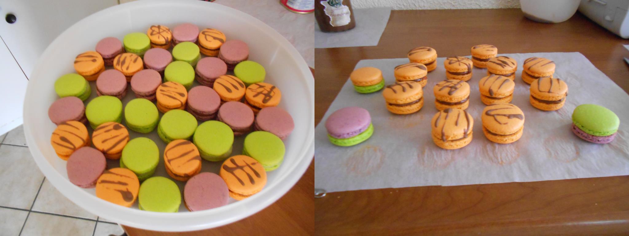 et si vous souhaitez plus dinformations sur la recette nous demanderons sandrine de nous rvler ses secrets - Colorant Macaron