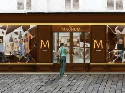 Une boutique magnum ph m re paris blogs de cuisine - Boutique ustensiles de cuisine paris ...