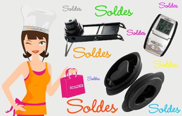Les soldes ustensiles de cuisine se d cha nent blog de for Soldes ustensiles cuisine casseroles
