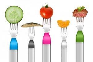 Les fourchettes HAPIfork