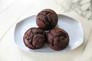 """Muffins """"atomiques"""""""