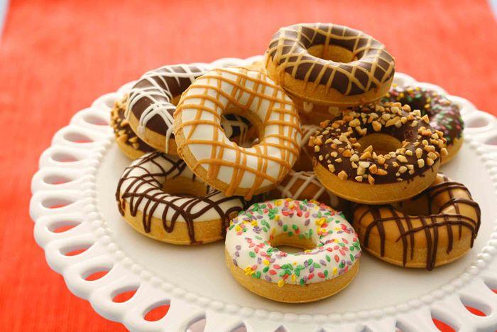 comment r aliser de v ritables donuts am ricain blog. Black Bedroom Furniture Sets. Home Design Ideas