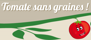 Blog Tomate sans graine