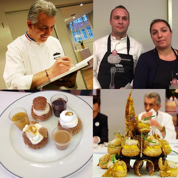 Finale du concours La Cerise Sur Le Gâteau