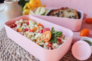 Recette Menu Lunch Box Vegetarienne Blog De Maspatule Com