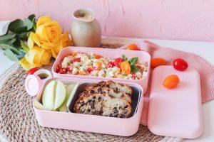 Salade fraîcheur végétarienne