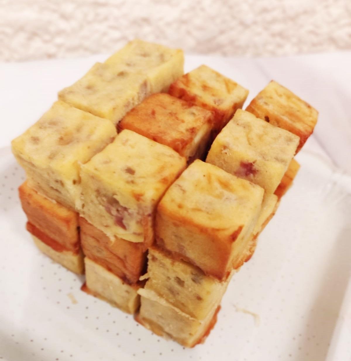 Recette cake salé olives, jambon et fromage