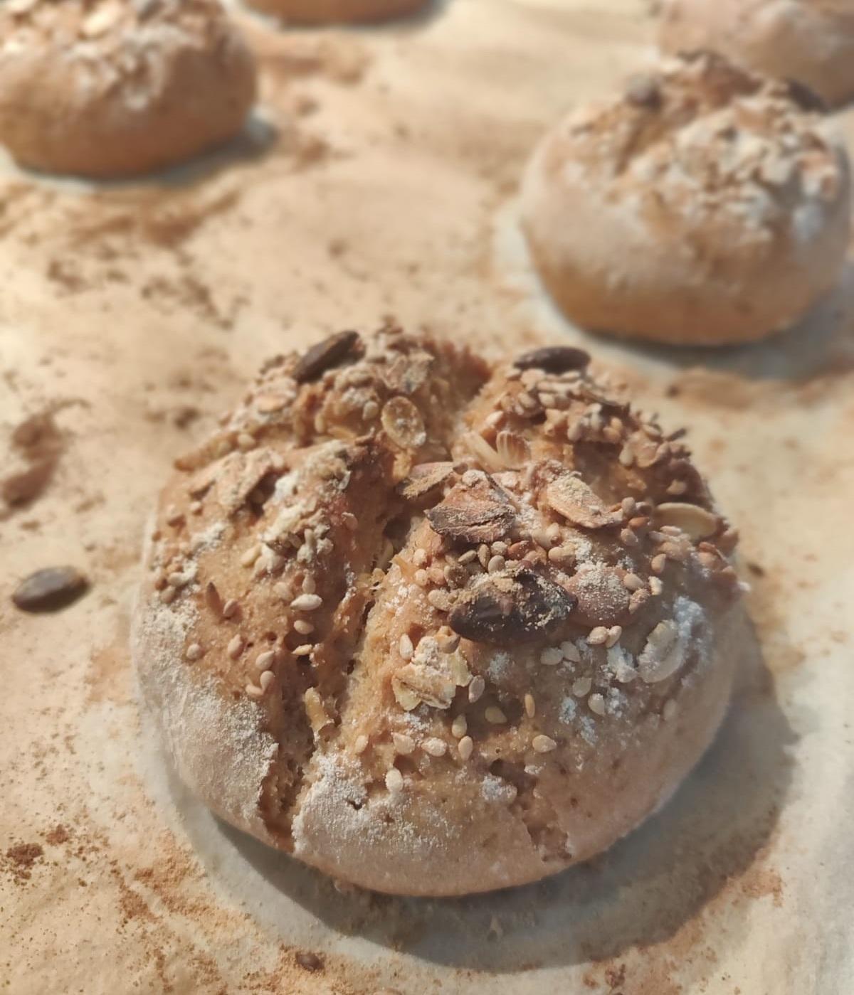 Recette pain aux céréales maison