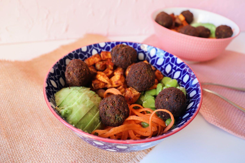 Recette buddha bowl express