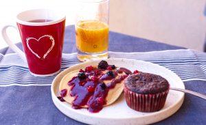Recette petit-déjeuner sugar détox