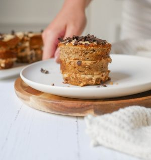 Recette mini layer cakes