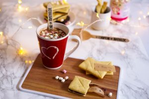 Recette biscuit message