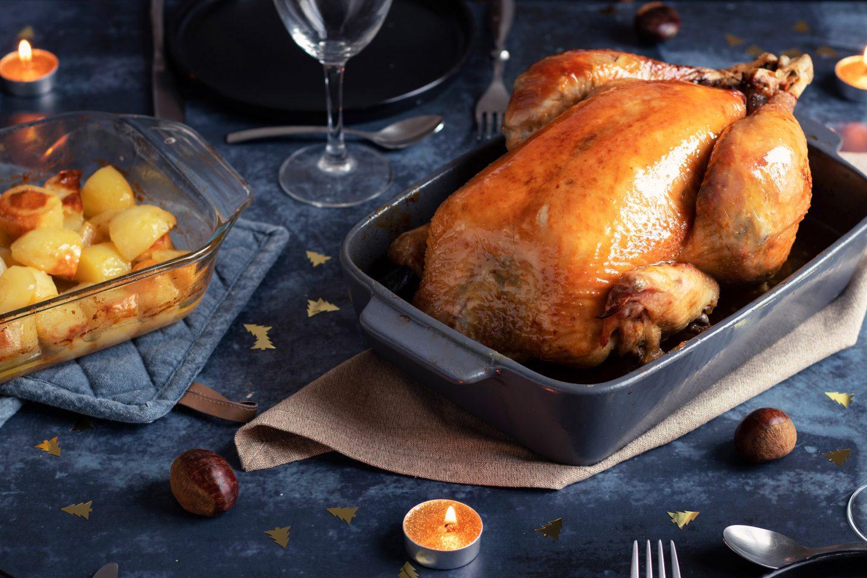 Recette dinde de Noël farcie l'article idées menu pour vos repas de fête 2020