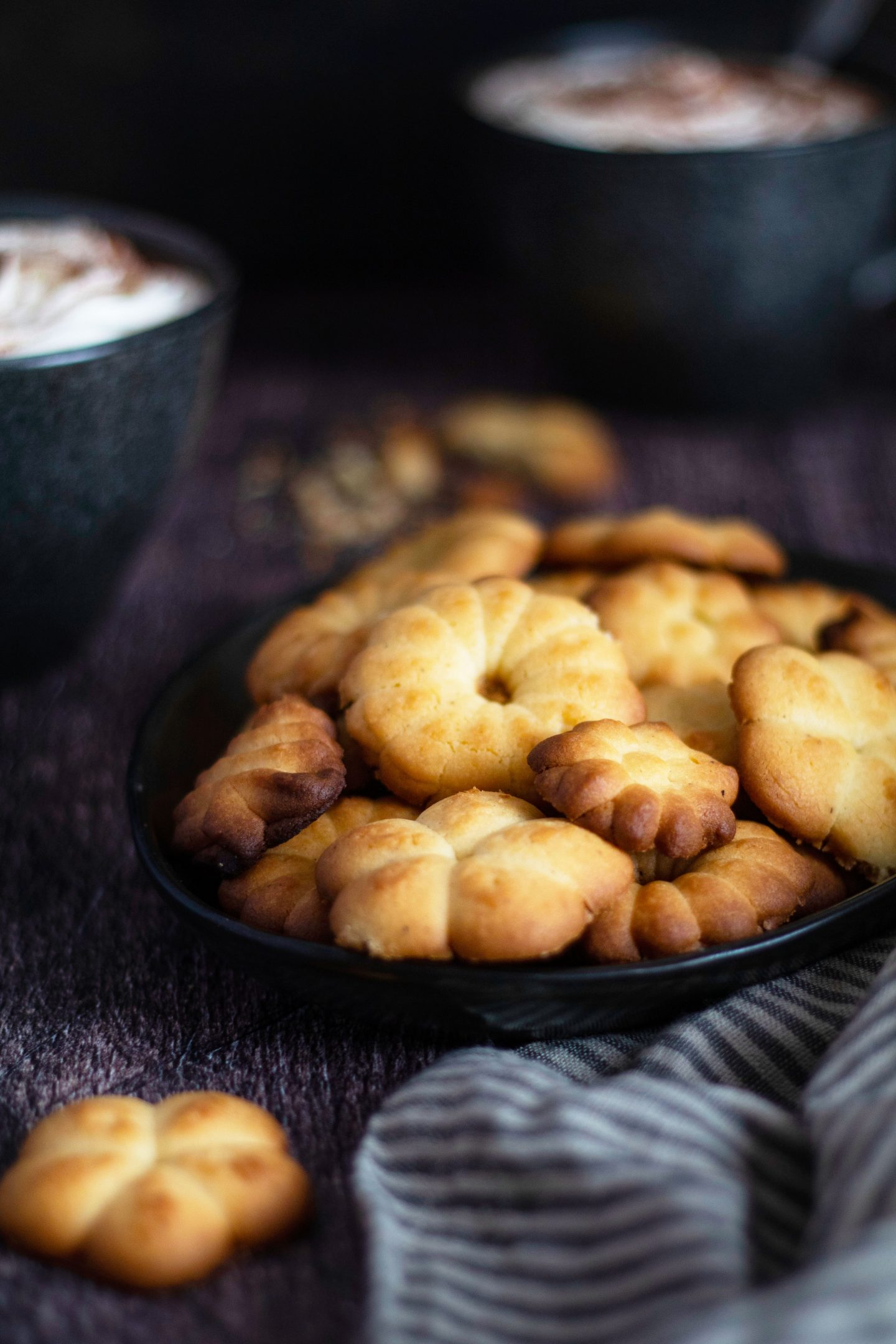 Recette biscuits piston