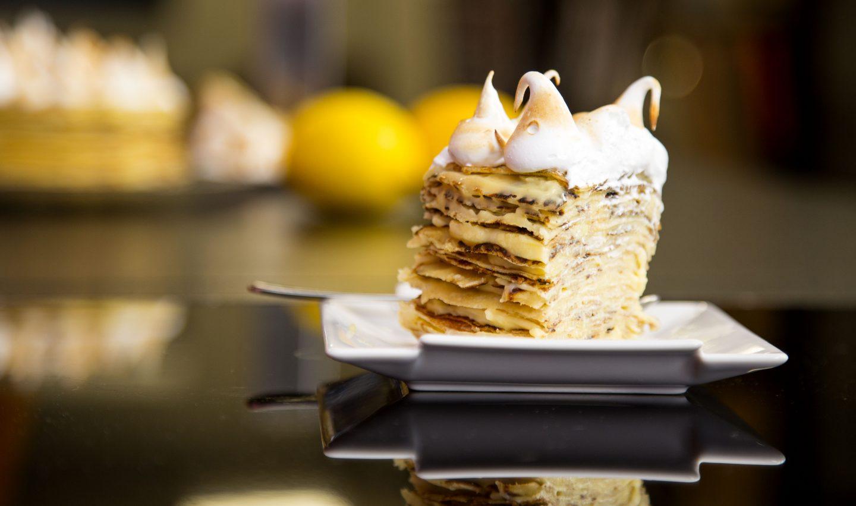Recettes gâteau de crêpes