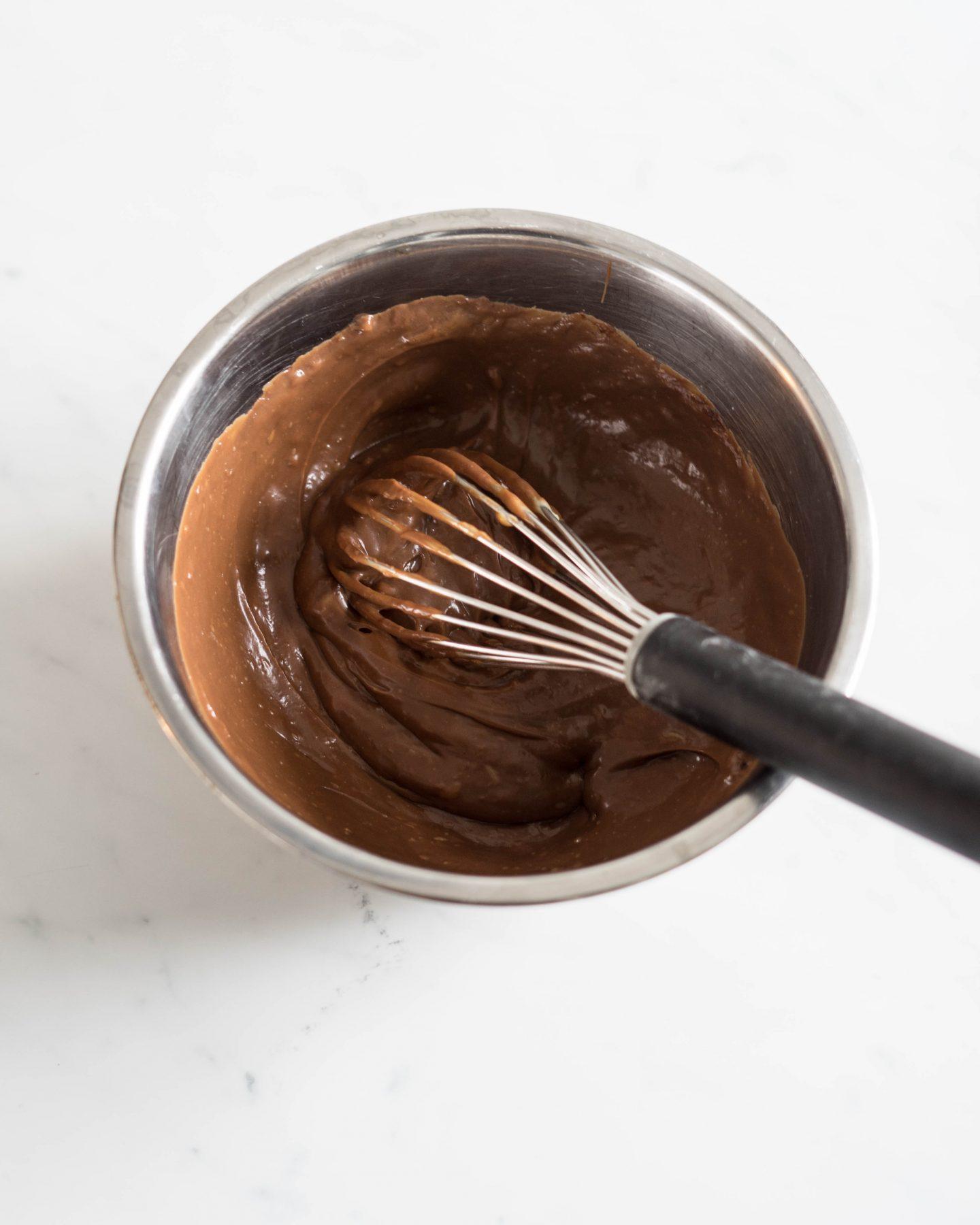 Recette éclairs chocolat Nicolas Paciello