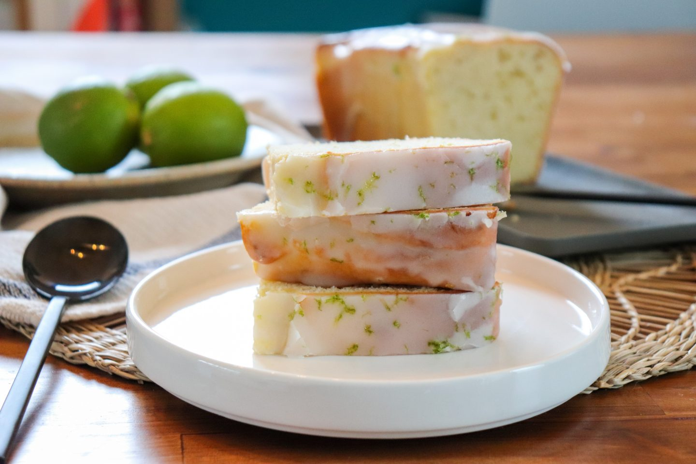 Recette cake citron vert