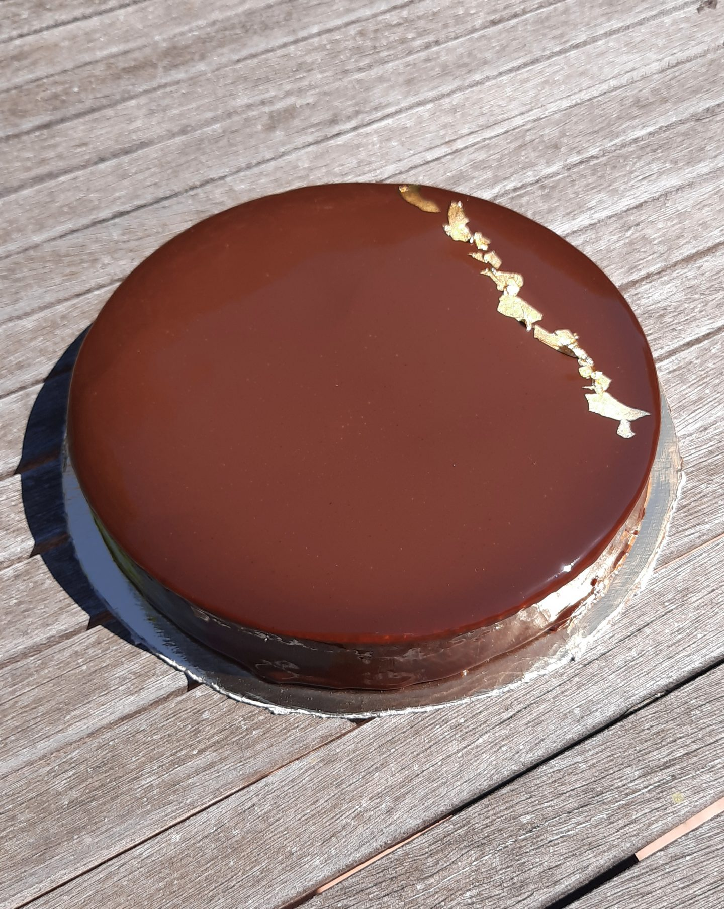 Recette glaçage miroir chocolat