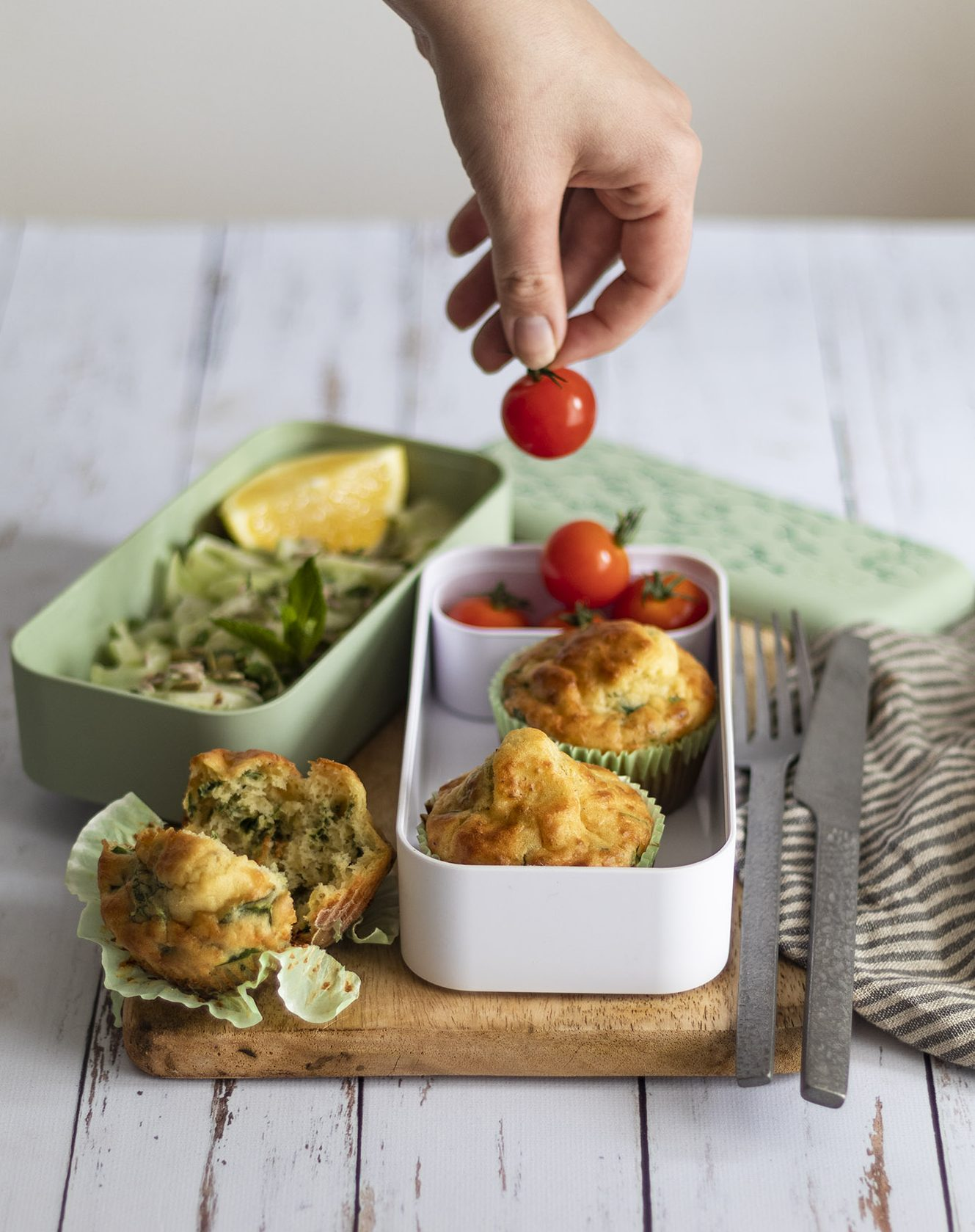 Recette Lunch box facile
