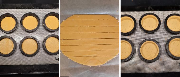 Recette pâte sucrée