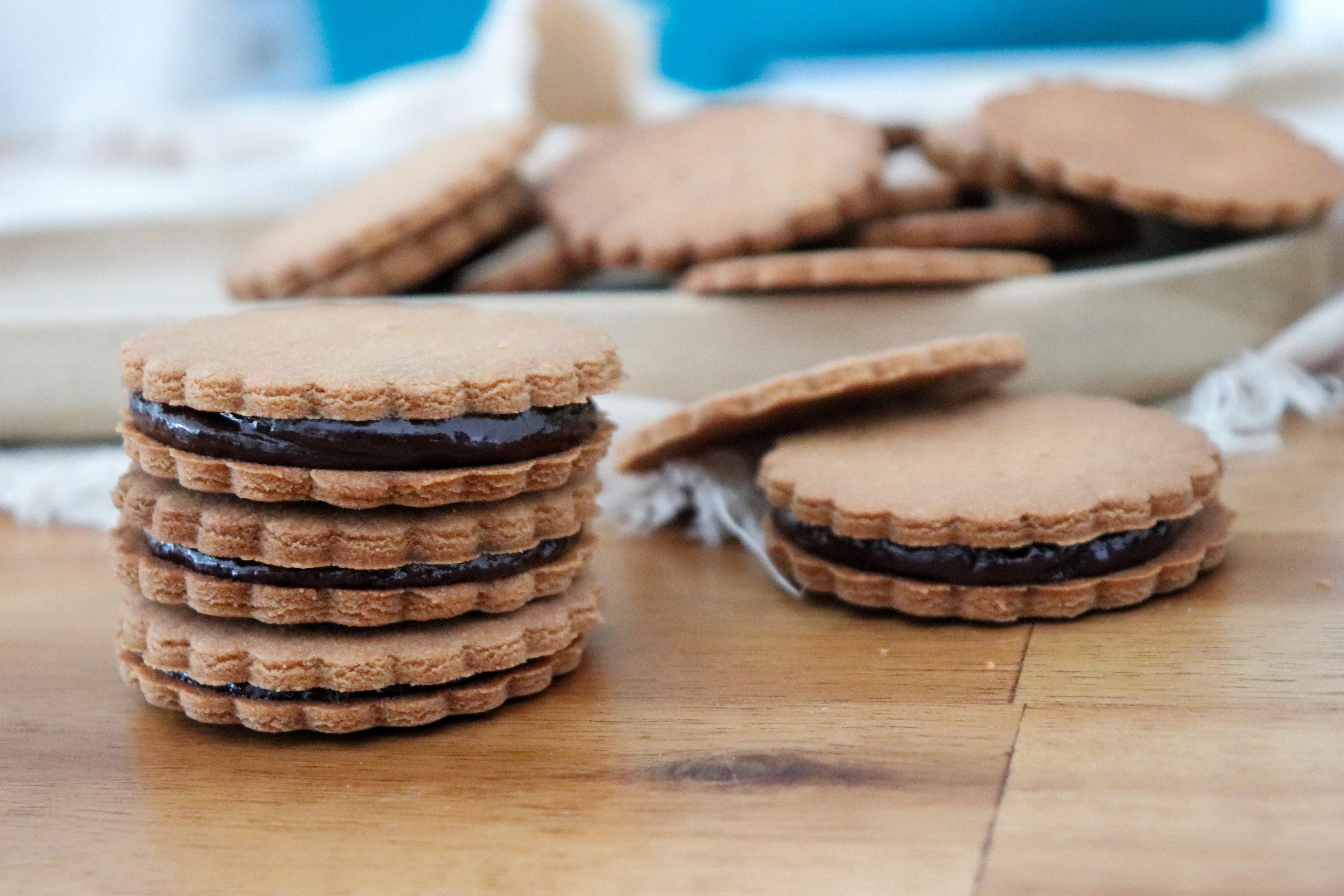 recette biscuit chocolat façon prince