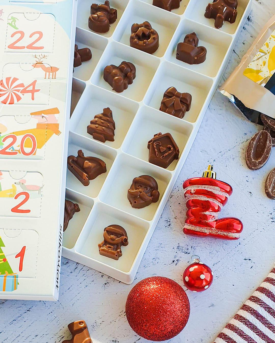 chocolat calendrier de l'avent