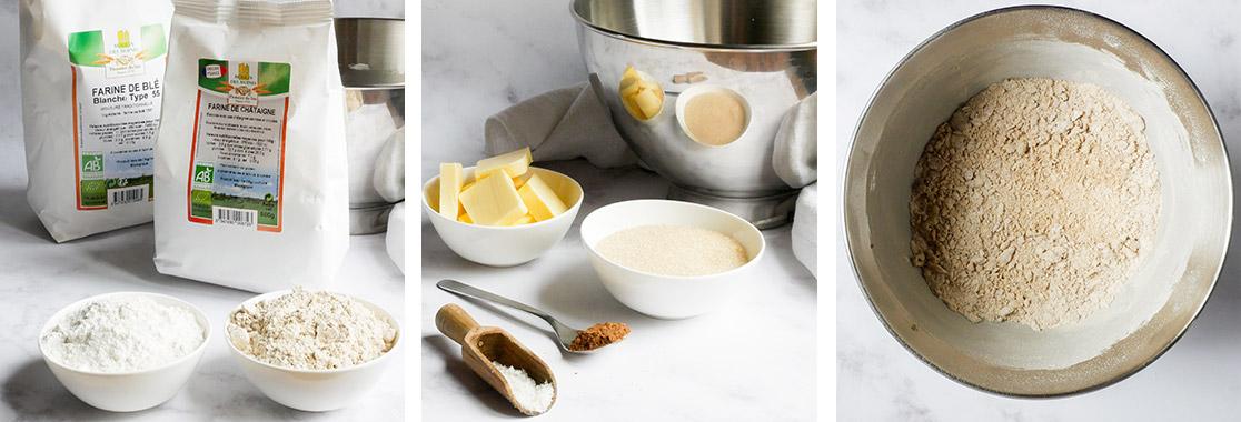 Photo des sablés décorés pour illustrer la recette