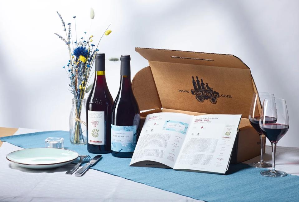trois fois vin, idées cadeaux cuisine pour Noël 2020