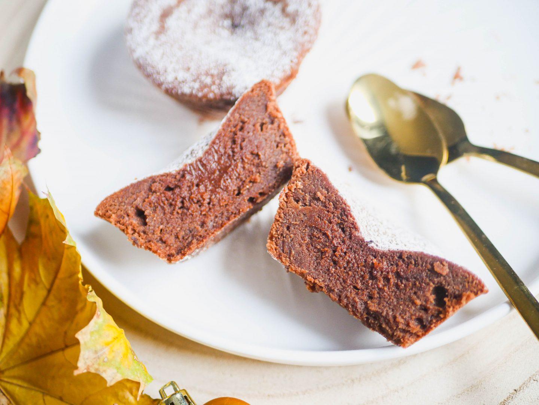 Recette fondant au chocolat et châtaigneµ