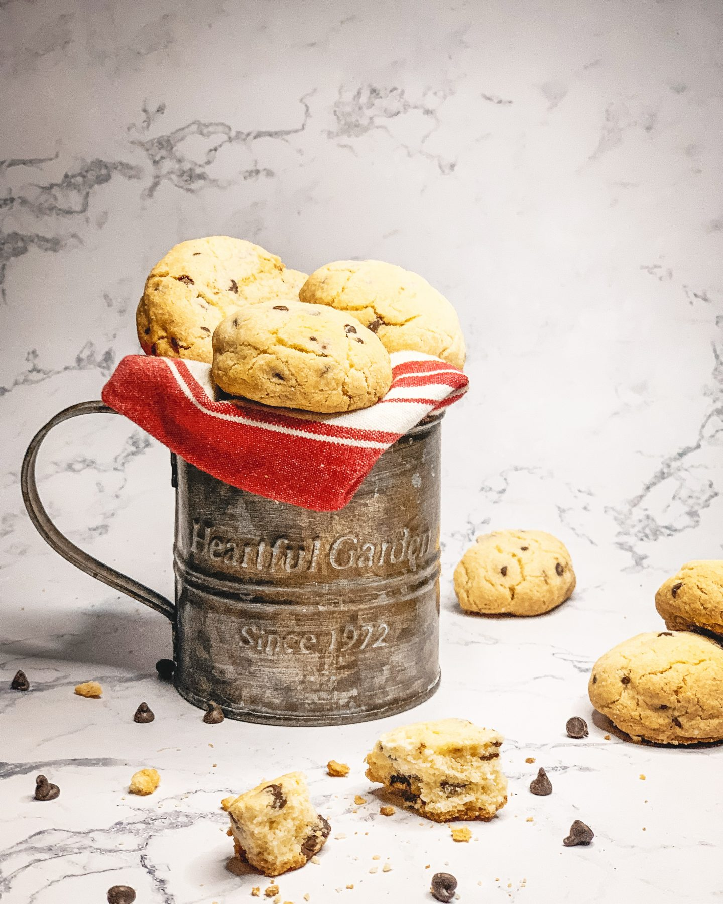 Recette cookies à la banane