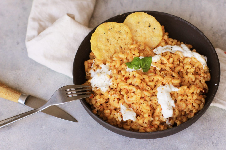 Recette risotto de coquillettes facile