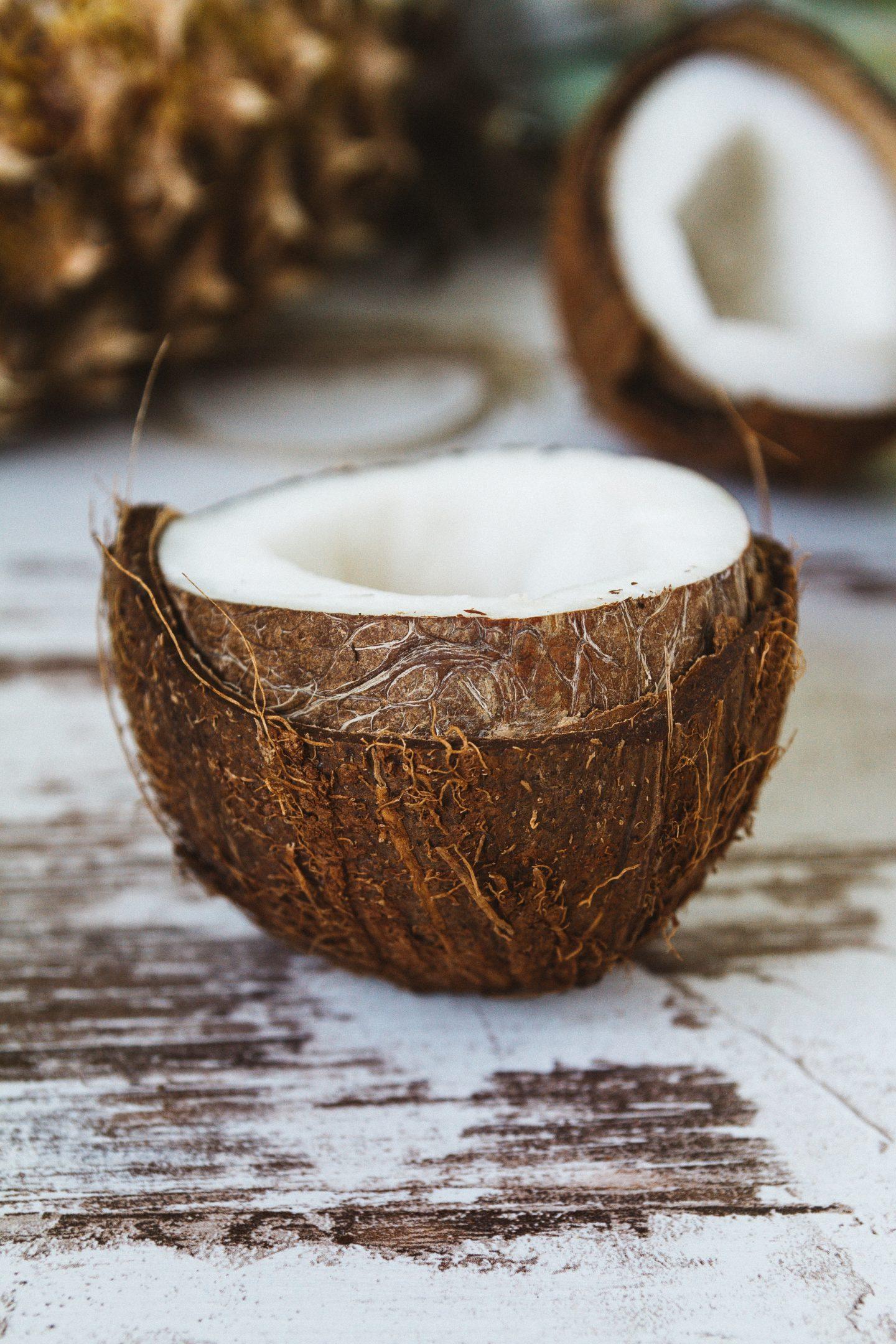 Lait de coco : recettes et astuces