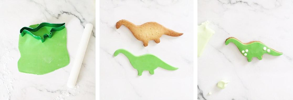 Recette Biscuit dinosaure enfant
