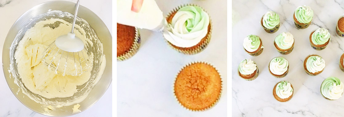 Recette Cupcake dinosaure