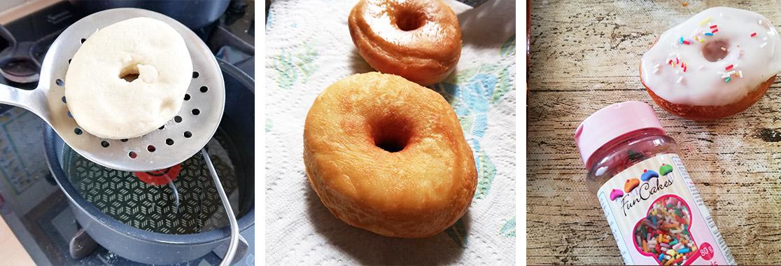Recette Donuts maison