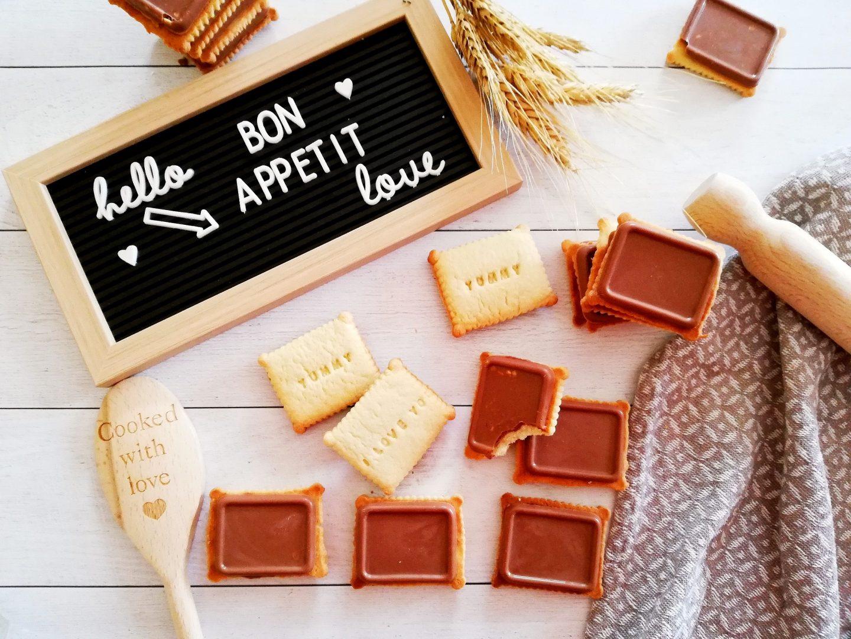 Recette biscuits petits écoliers maison