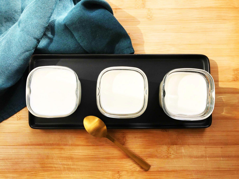 Recette yaourts natures maison
