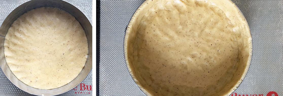 Recette Flan pâtissier praliné