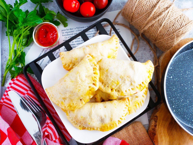 Recette Empanadas végétariens maison