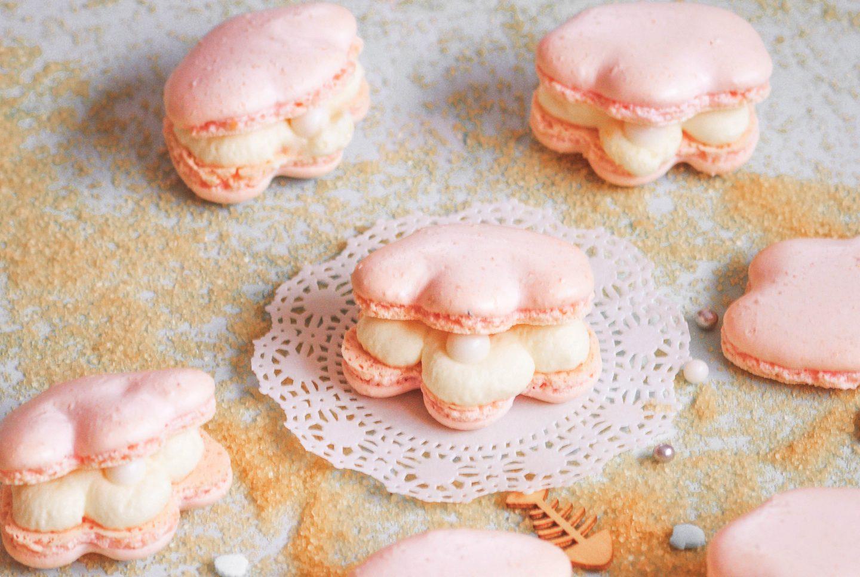 Recette Macaron sirène