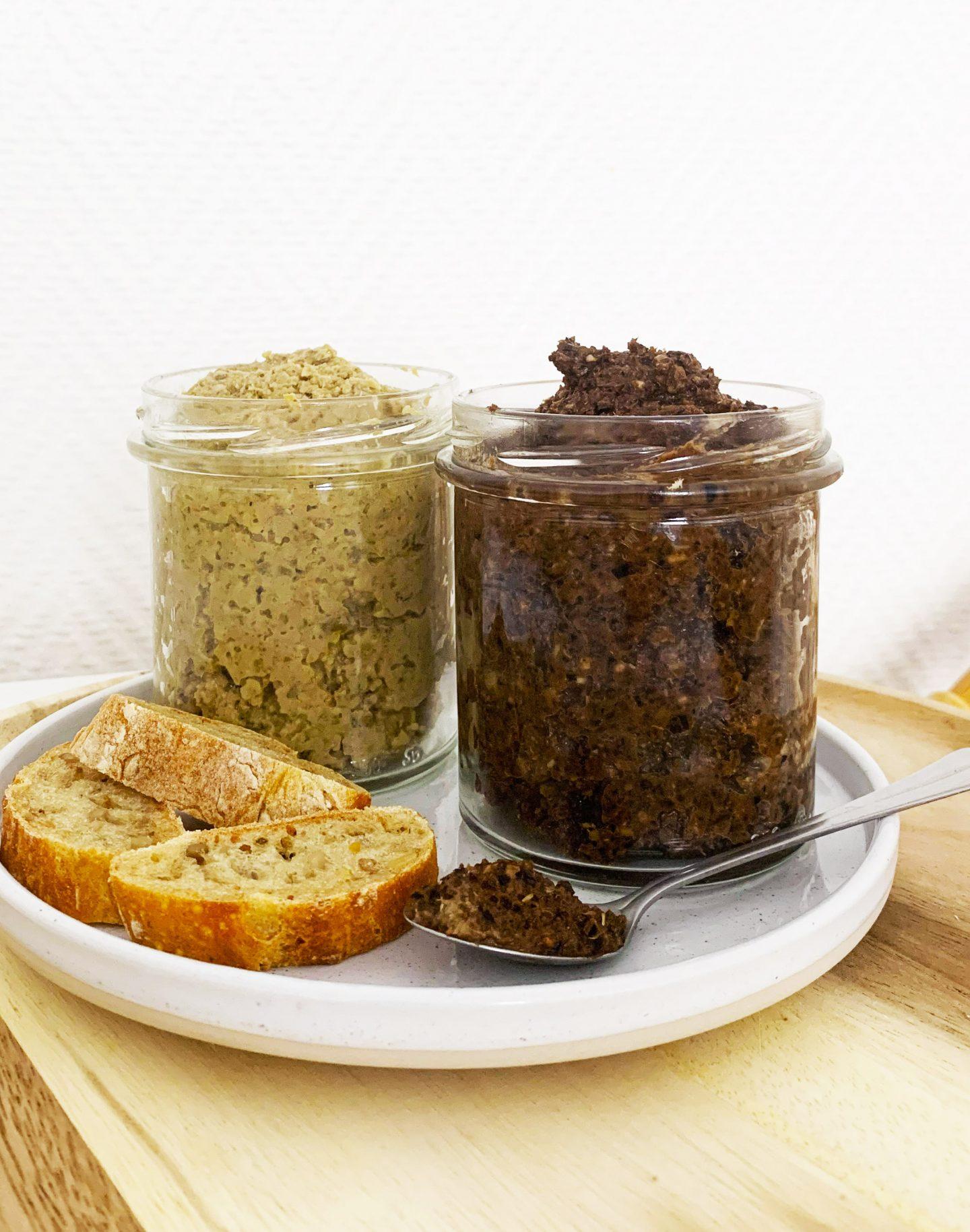 Recette Tapenade aux Olives Maison
