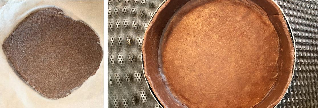 Recette Flan chocolat