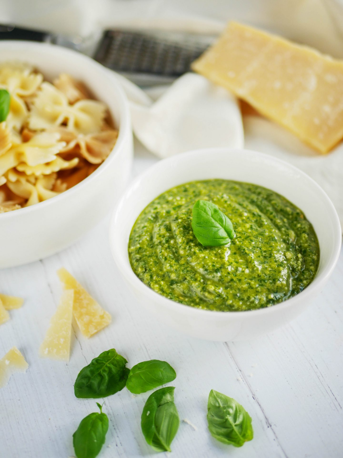 Recette Pesto basilic maison