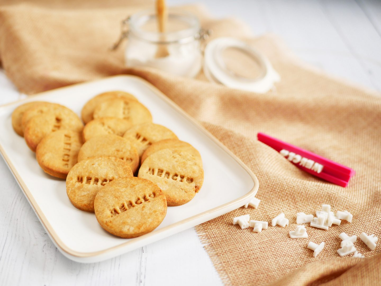 Recette Biscuit coco healthy