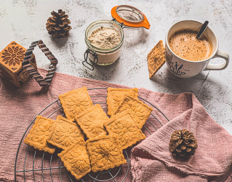 Recette Biscuit fleur d'oranger